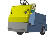 Tow Truck Design